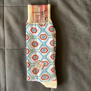 NWT Arthur George Men's Knee Socks